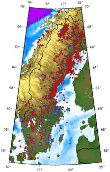 jordbävning japan idag